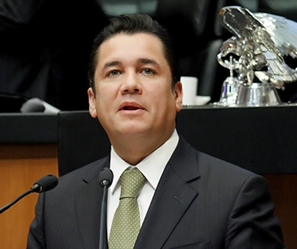 CARLOS PUENTE, CANDIDATO  A LA PRESIDENCIA DE MÉXICO