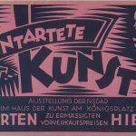Hitler y el arte degenerado