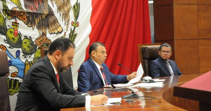 Actividad Legislativa: RINDE LA LXIII LEGISLATURA PRIMER INFORME DE LABORES