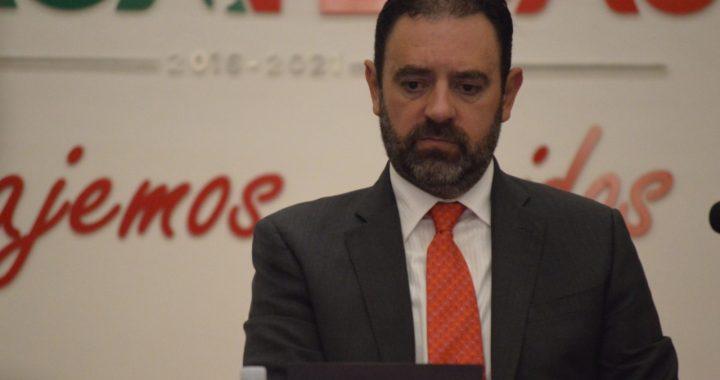 DETIENEN A EMILIO LOZOYA; UNA MANCHAMÁS AL TIGRE DE LA CORRUPCIÓN PRIISTA