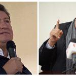 FITO BONILLA Y DAVID MONREAL,CARA A CARA ANTE CAMPESINOS