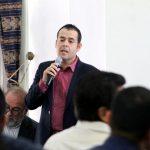 GUSTAVO URIBE, FIRME ENLA PRESIDENCIA DEL PRI