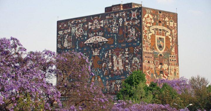111º ANIVERSARIO DE LA UNIVERSIDAD AUTÓNOMA DE MÉXICO (UNAM)