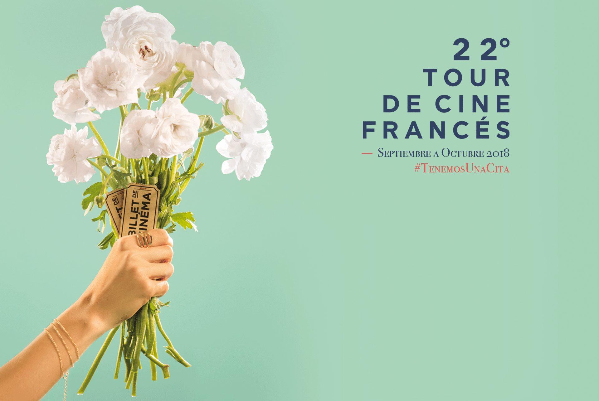 22 tour de cine Francés