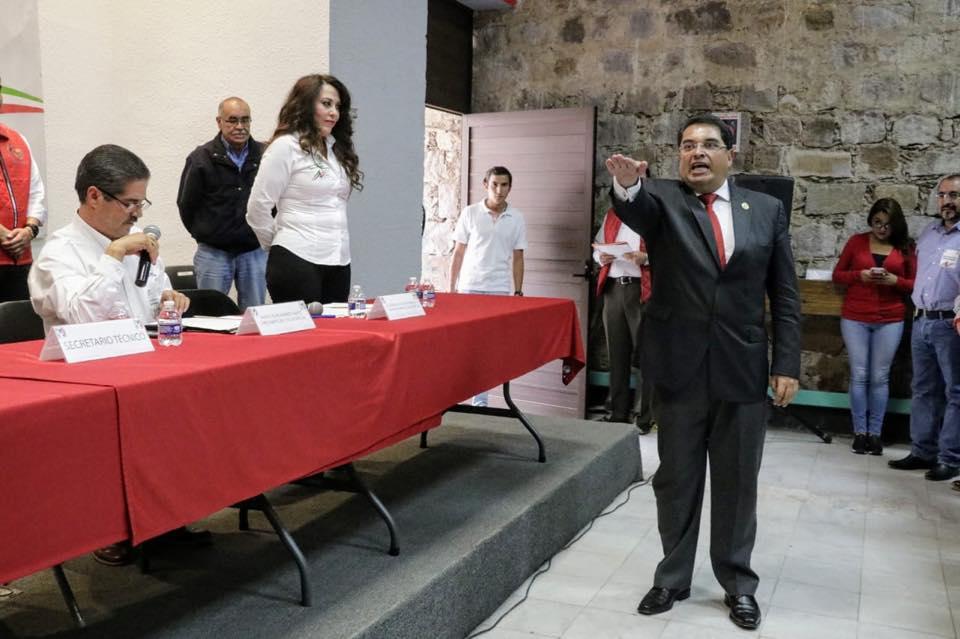 LA PRESA MILPILLAS, ESTRELLA  DEL SEGUNDO INFORME