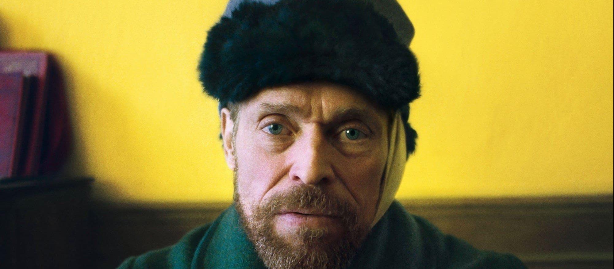Van Gogh; En la Puerta de la Eternidad. Reseña